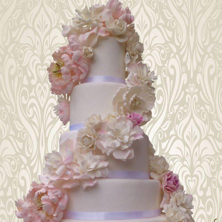 Romance Wedding Cake