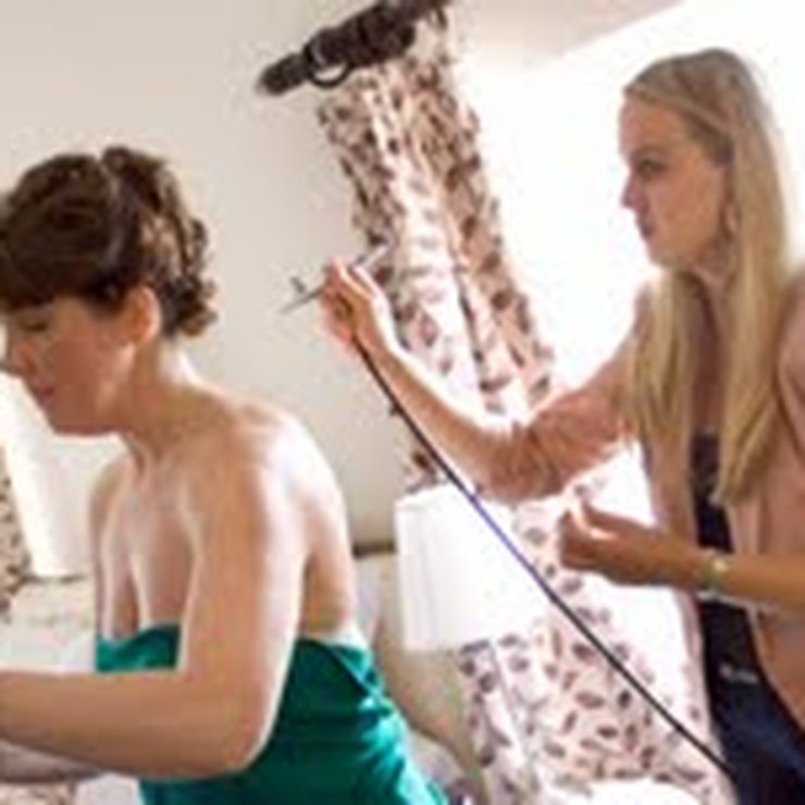Caroline Wedding by Divine Makeup.co.uk