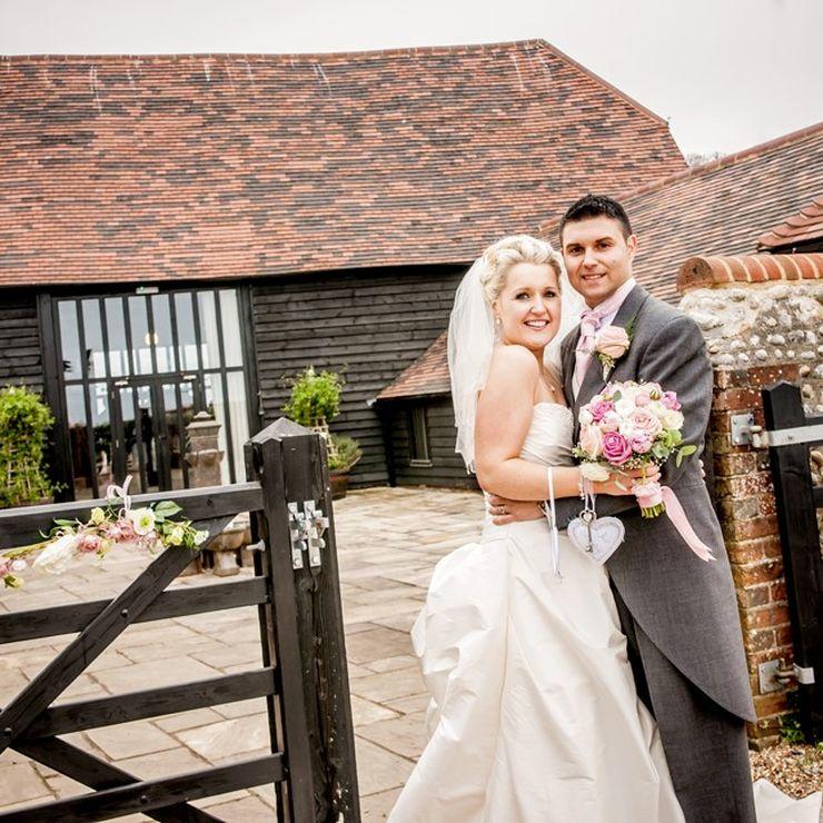 Blackstock Weddings - The Blackstock Barns
