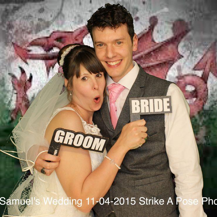 wedding photobooth Wales