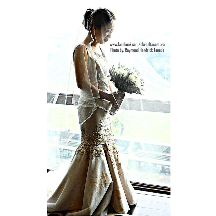Bespoke Bridal Gown & Groom's Tailored Suit