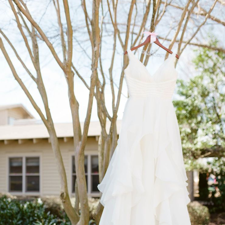 Brittany & Chris' Raleigh Wedding