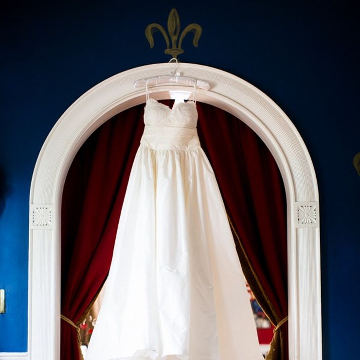 Confederate Home Ceremony and Marion's Wedding Reception - The Event Cooperative