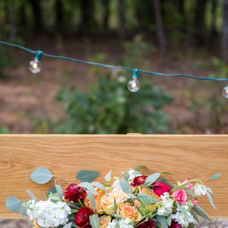 Christopher + Meghan's Simply Elegant Chapel Wedding
