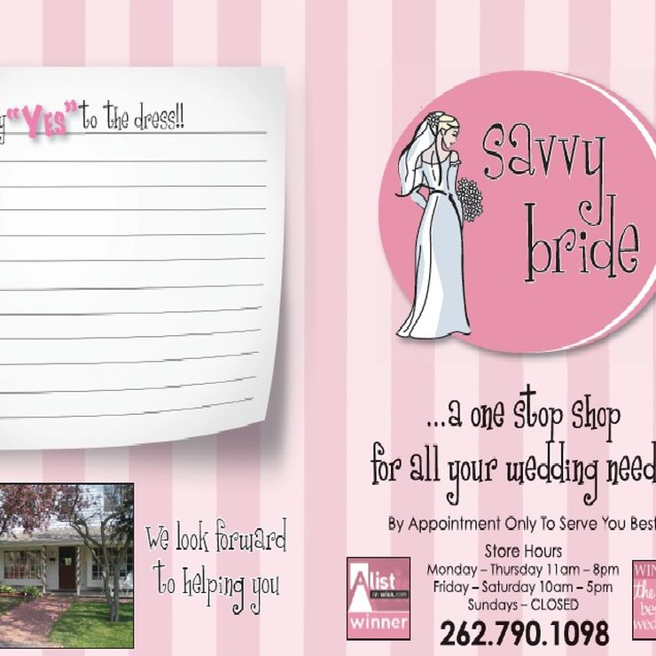 Offered Services at Savvy Bride