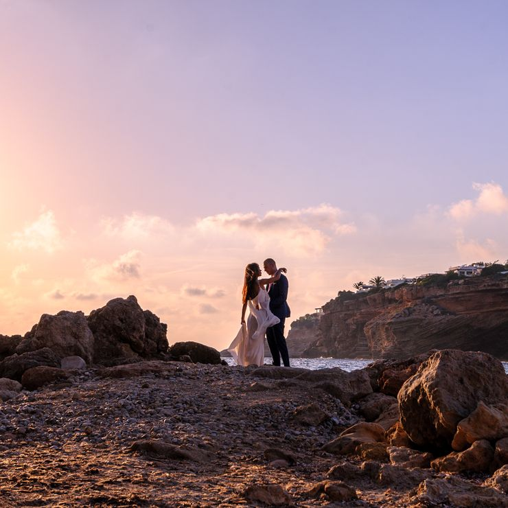Destination Ibiza - An Island Wedding