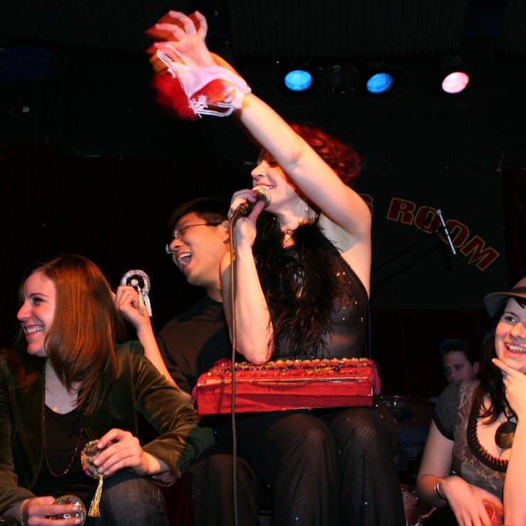 Le Scandal Cabaret NYC