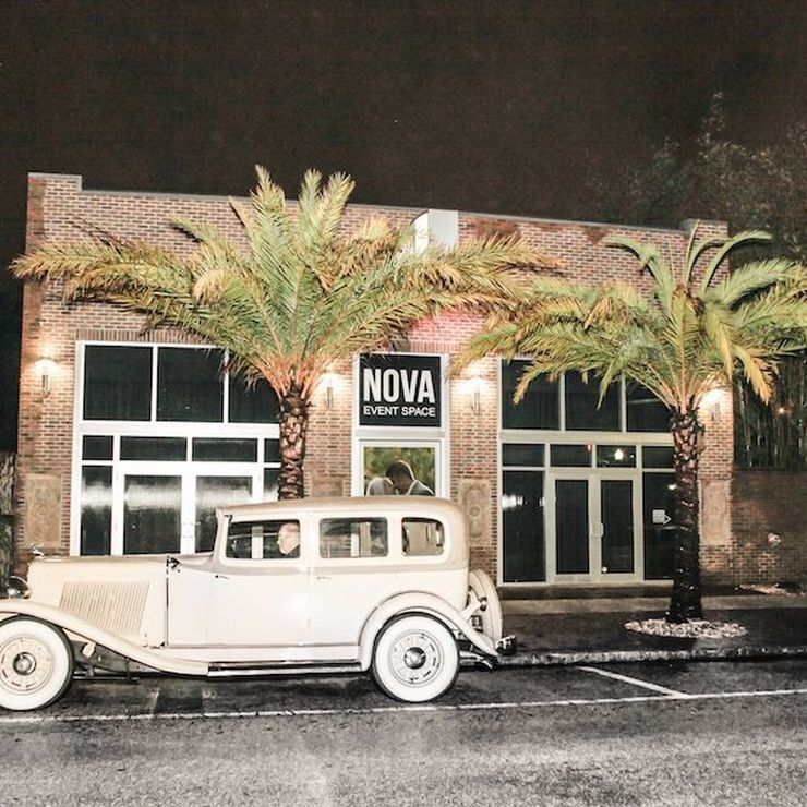 NOVA 535 Unique Event Space in downtown St. Pete