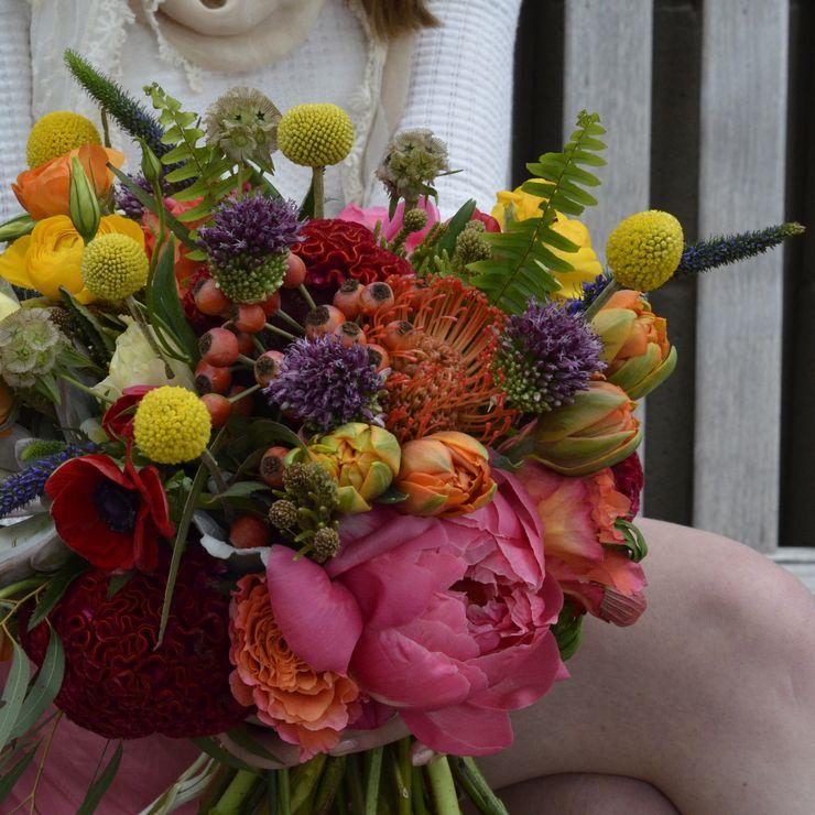 Boulder Blooms 2015 Summer Weddings