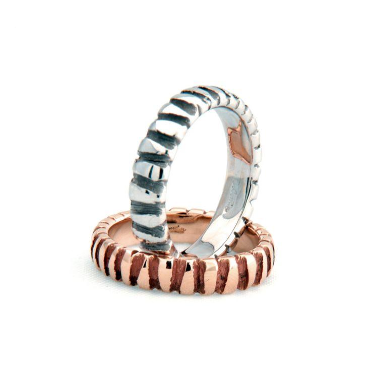 Eros Comin Wedding Ring Collection
