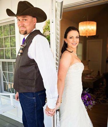 Themed white wedding photo session ideas