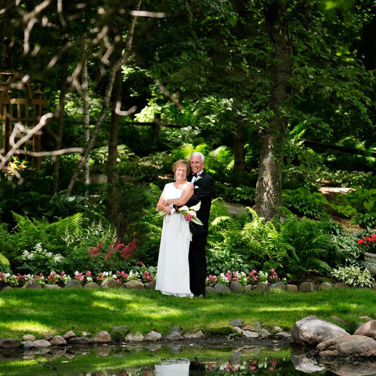Panola Valley Garden Wedding