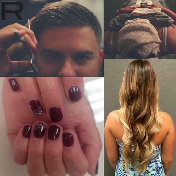 Hair. Nails. Skincare.