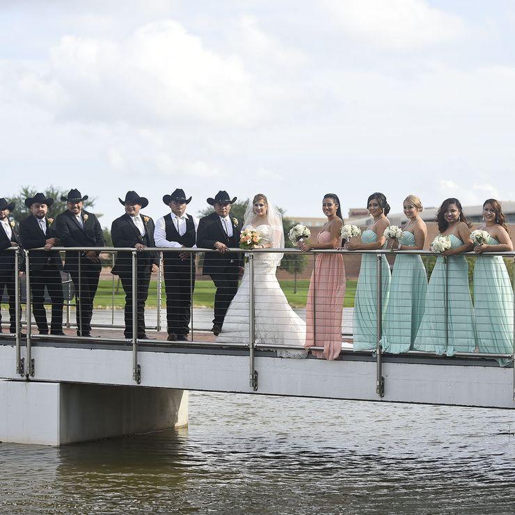 Liliana & Anthony - Wedding: Sugar Land, TX