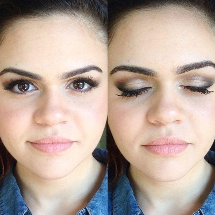Makeup close ups