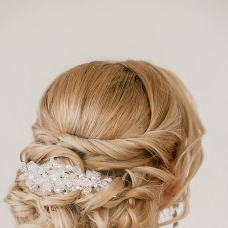 Bride Up Do's