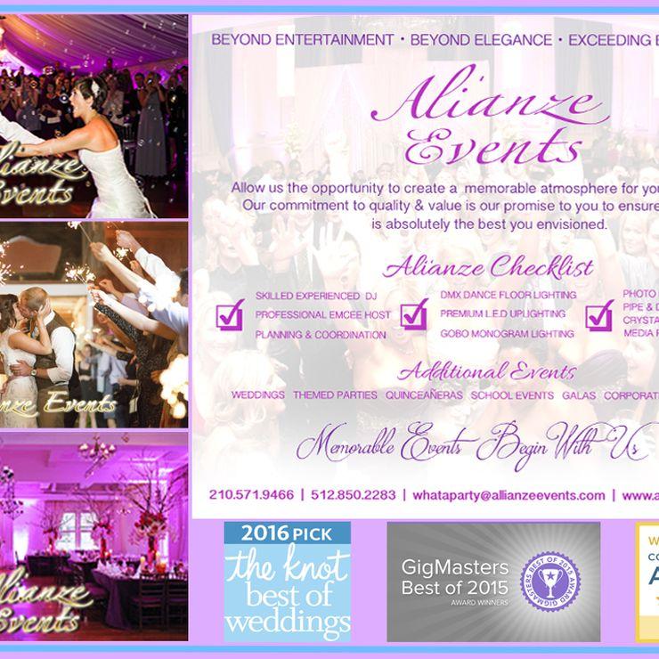 Allianze Events Portfolio
