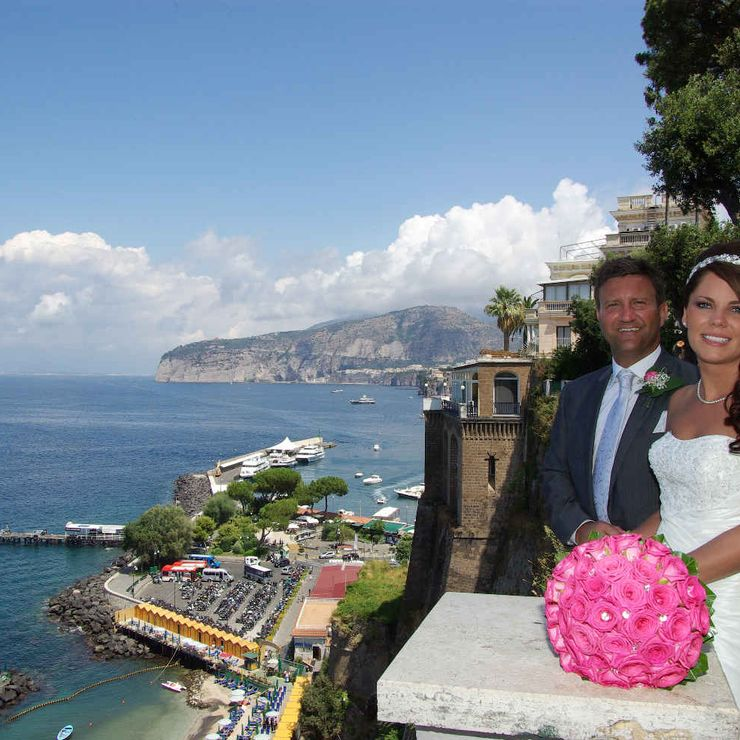 Dream Wedding in Sorrento