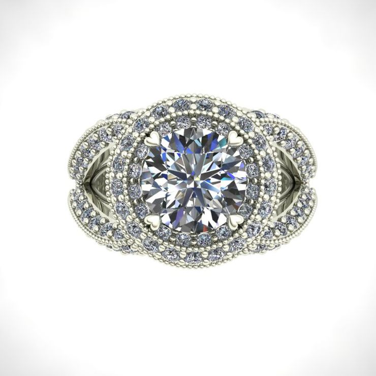 Doan Engagement ring