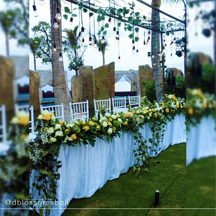 dBlossoms Bali Florist & Wedding Decoration