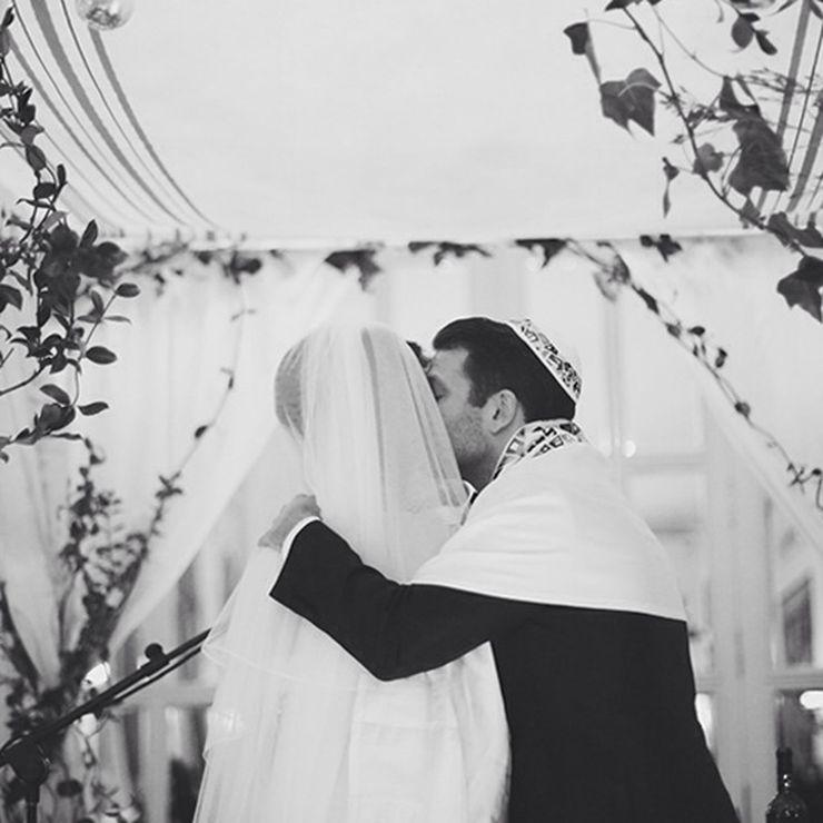 Jewish Wedding at Ritz - MJ&A