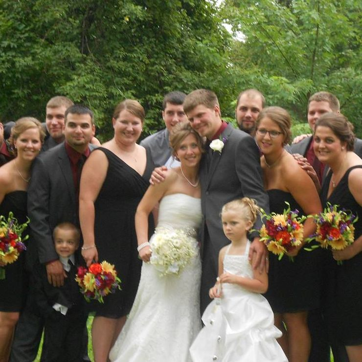 Wedding Bouquets by Heart 'n Home