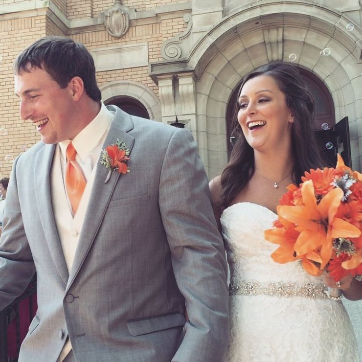 Tiffany and Matt - Emmetsburg Iowa