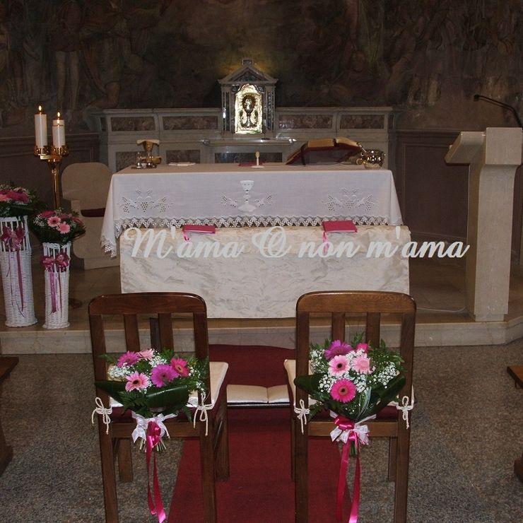 Wedding pink cymbidium and gerbere