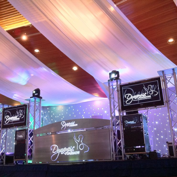 DJ and decor packages