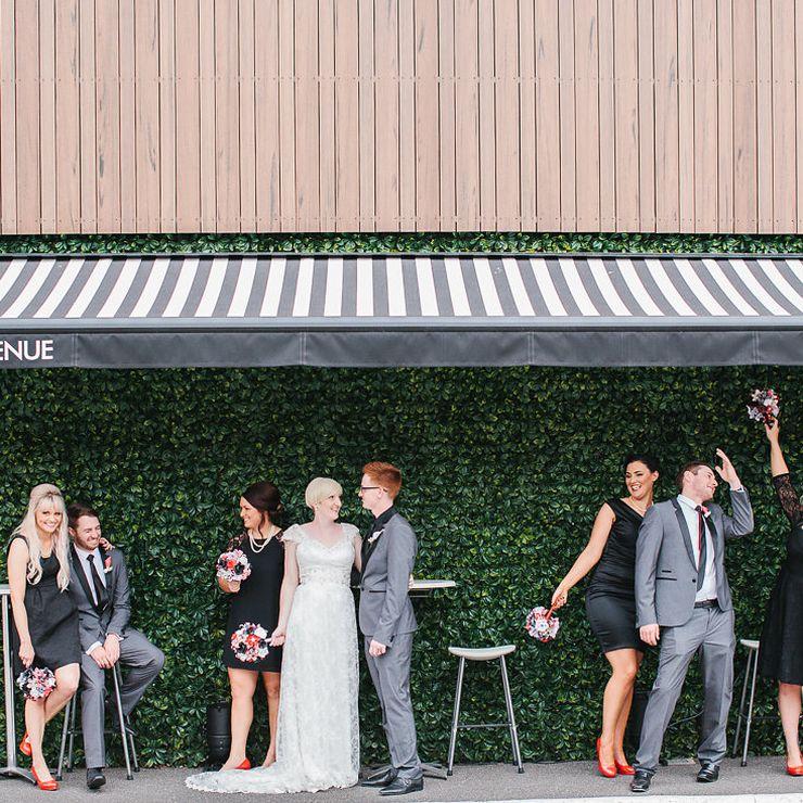 Andrew & Brooke - Wedding Reception