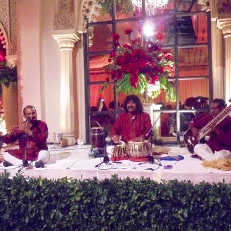 Traditional Indian Band - Ananta Trio
