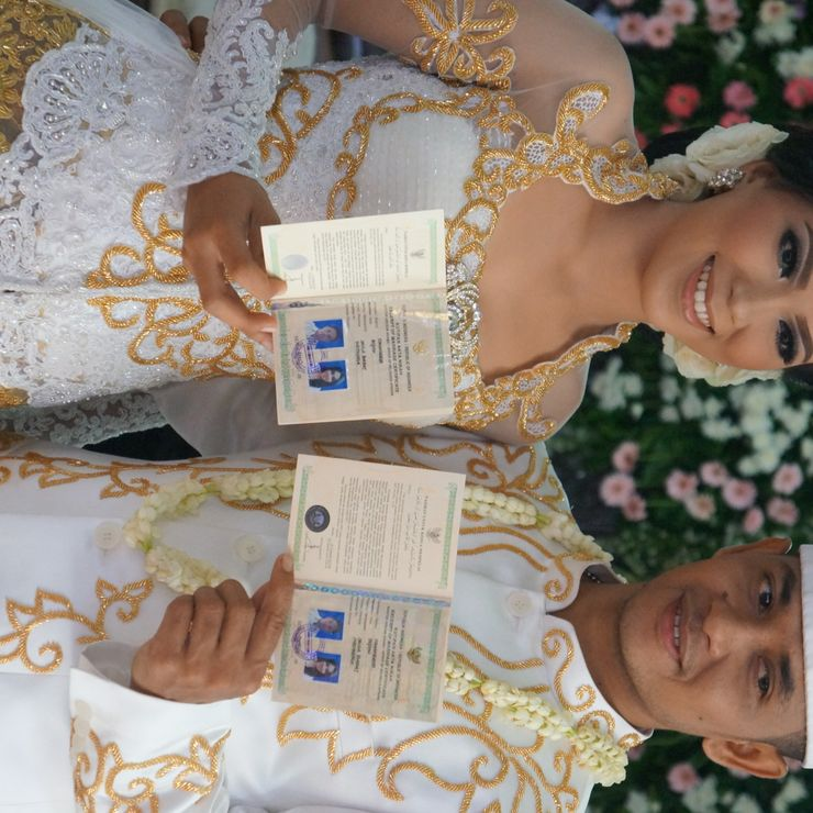 Bunga Wedding