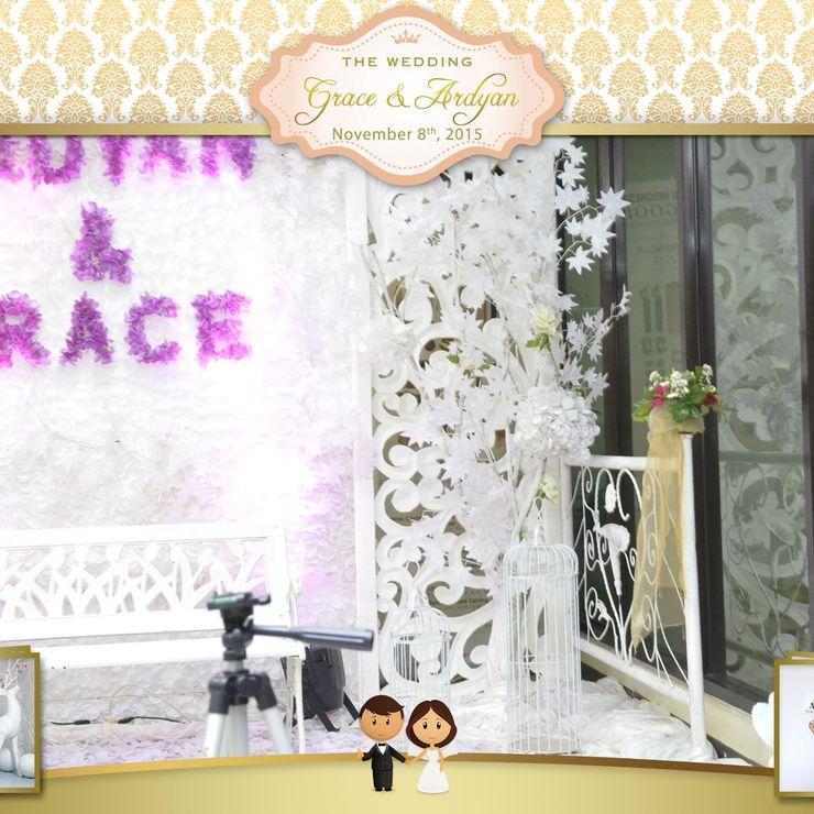 Grace & Ardyan - Wedding Party