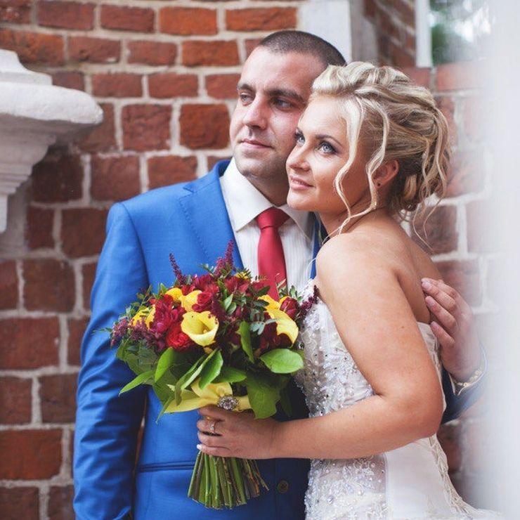 "Wedding ""Paprika and Lemon"""