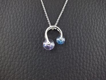 Blue bracelets, earrings, necklaces & other jewellery