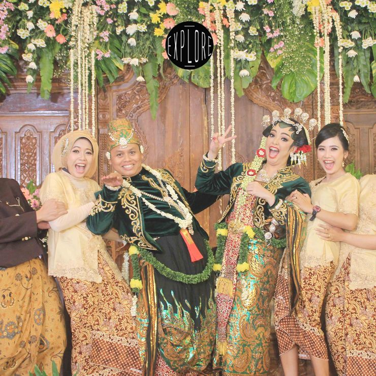 Wedding Johan + Bitha