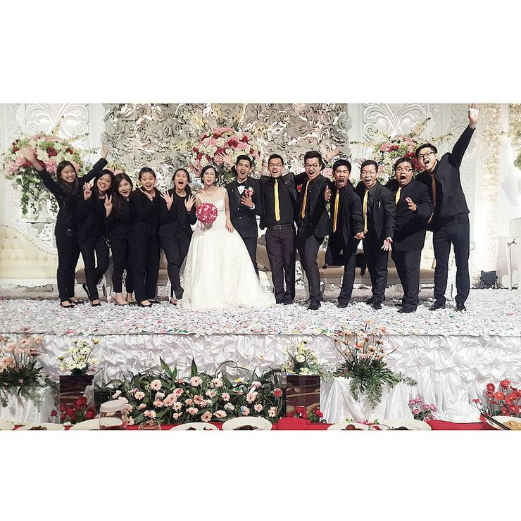 Wedding of Kicky & Cindy