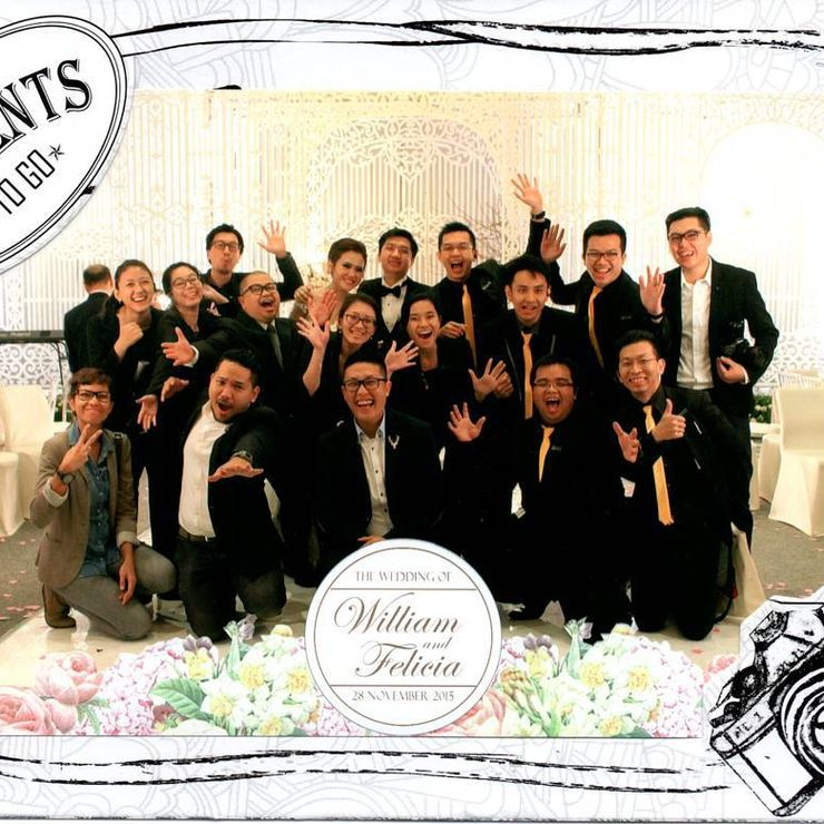 Wedding of William Tanuwijaya & Felicia
