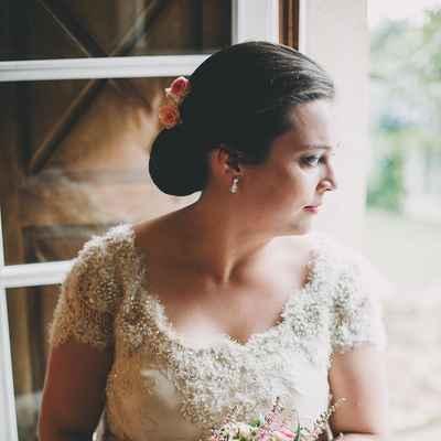 Overseas ivory curvy wedding dresses