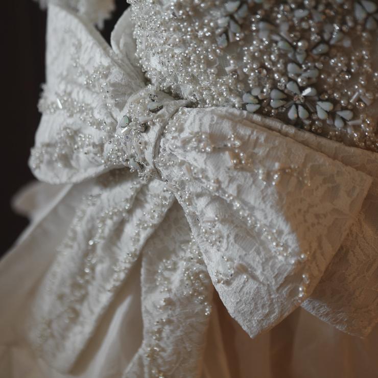 Allysa Voisin Wedding Reception