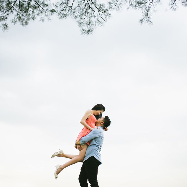 Harry & Rossy - Singapore Prewedding by Alex
