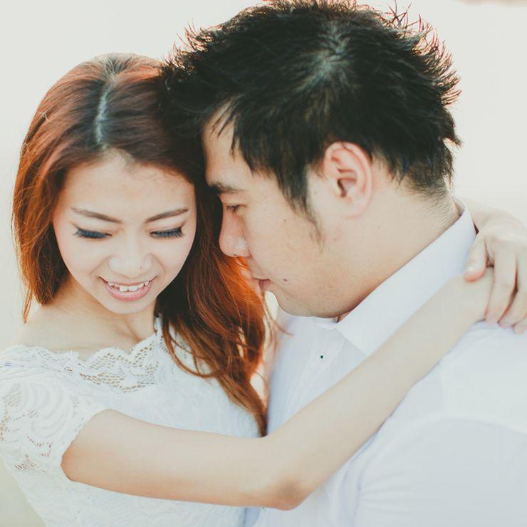 Lembongan Prewedding Destination // Man & Nora