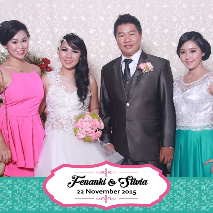 Fenanki & Silvia wedding