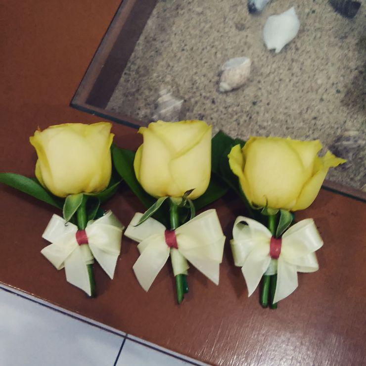 yulia wedding bouuqet