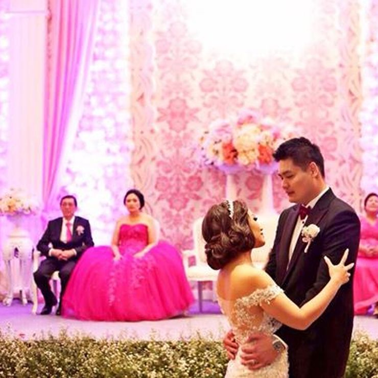 The Wedding of Albert & Margareth