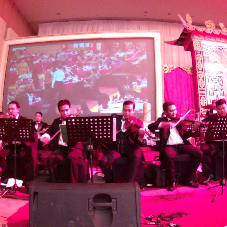 Harmony Mini Orkestra @ Artos Magelang 5 Maret 2016 HUT Bp. David