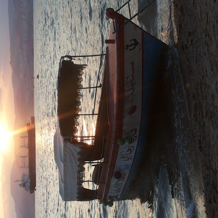 العقبة رحلات قارب زجاجي glass boat trips in aqaba