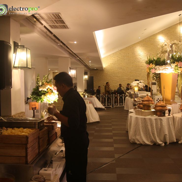 Wedding Senayan Residence Golf