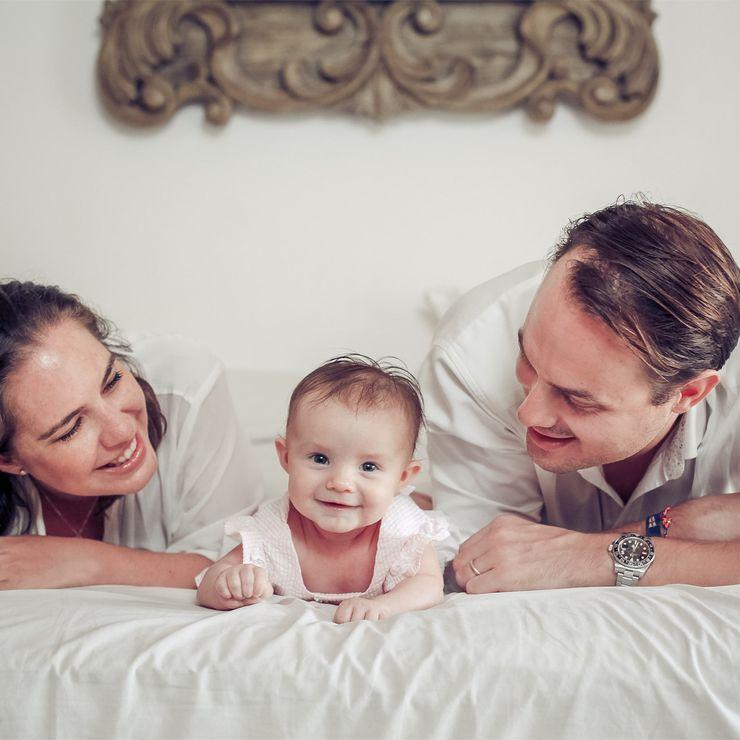 Mariana's Family Photo