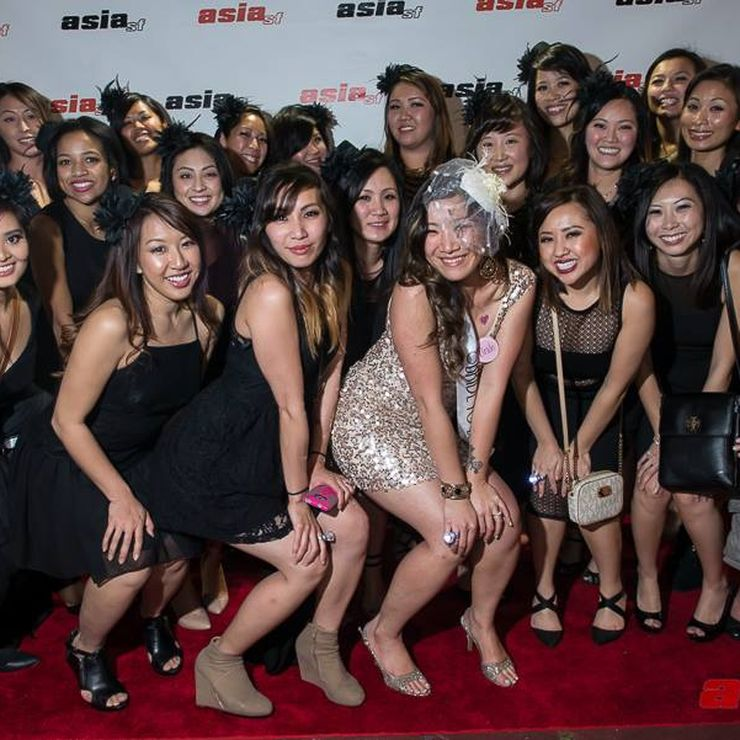 Bachelorette Parties at AsiaSF!